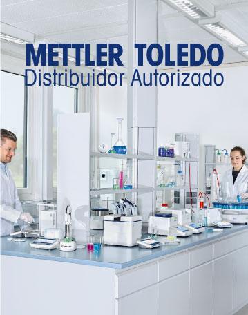METTLER TOLEDO Laboratorio Colombia